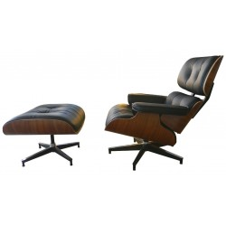 Eames Lounge Chair frontal