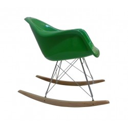 Mecedora Eames Rocking Chair